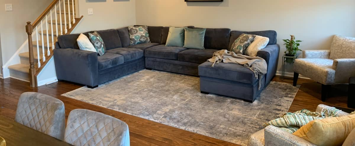 Modern living space with open concept in West Chester Hero Image in undefined, West Chester, PA