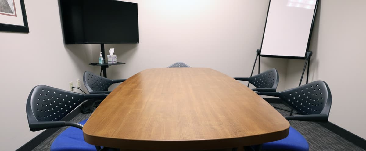 Team Room near Charlotte University Area in Charlotte Hero Image in undefined, Charlotte, NC