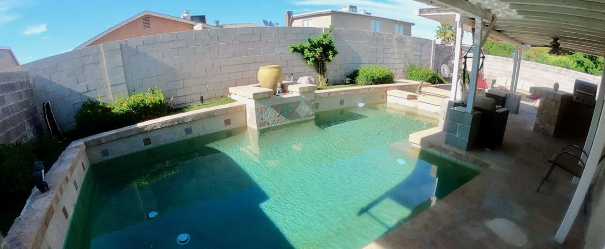 Zen Private Paradise Located 5 Miles from Las Vegas Strip in Las Vegas Hero Image in undefined, Las Vegas, NV