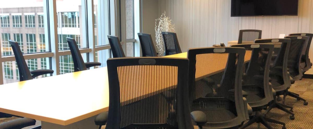 Spacious 14 Person Alpharetta Board Room in Alpharetta Hero Image in undefined, Alpharetta, GA