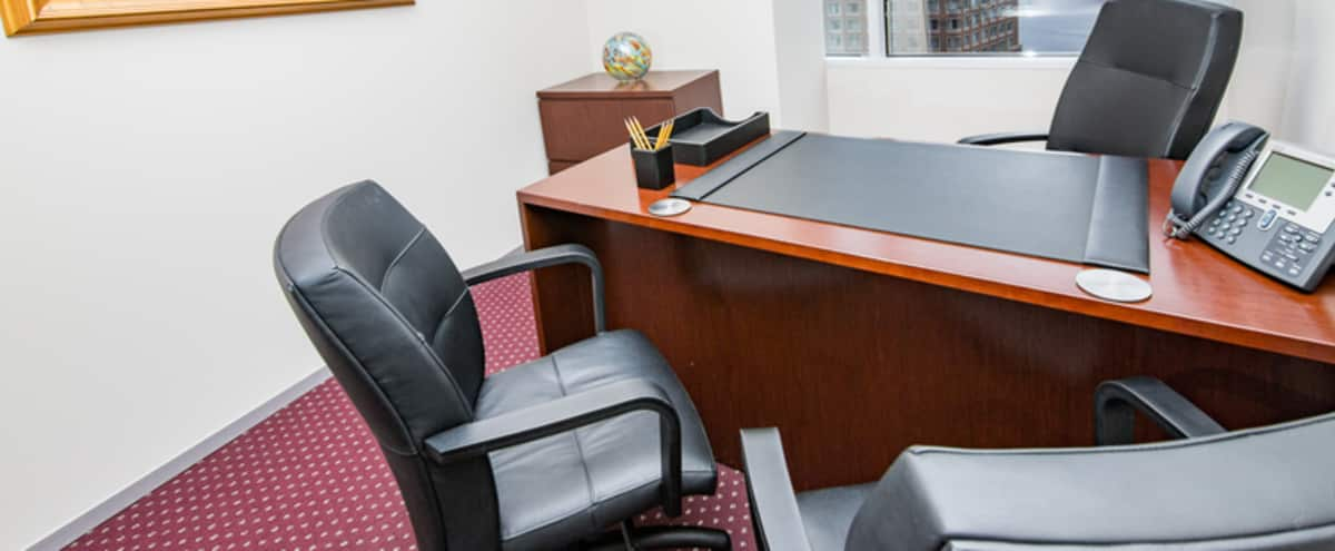 Downtown Private Office for 3 in Boston Hero Image in Downtown, Boston, MA