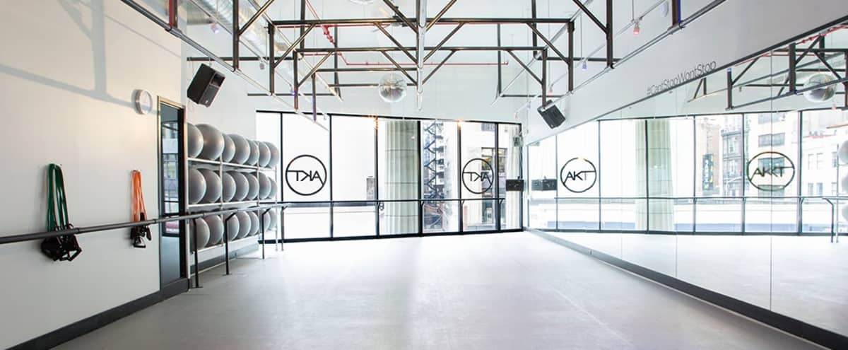 Luxurious Boutique Fitness Studio in NoMad in NEW YORK Hero Image in Midtown, NEW YORK, NY
