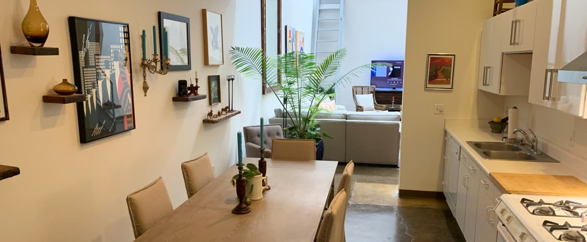 Meeting Retreat: Convenient Comfortable Well Appointed Emeryville Loft for 2-20 people in EMERYVILLE Hero Image in undefined, EMERYVILLE, CA