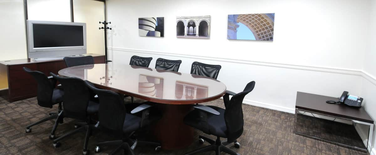 Functional Conference Room in Impressive Fifth Ave Historic Building (M) in New York Hero Image in Midtown, New York, NY