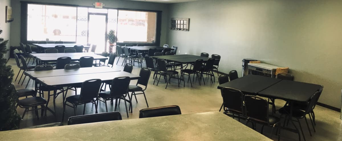 Beautiful rustic and spacious 1,000 square foot meeting and events room in Marysville Hero Image in undefined, Marysville, MI