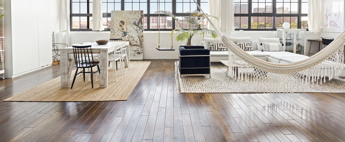 Bushwick Loft with Natural Light and a Rooftop in New York Hero Image in East Williamsburg, New York, NY