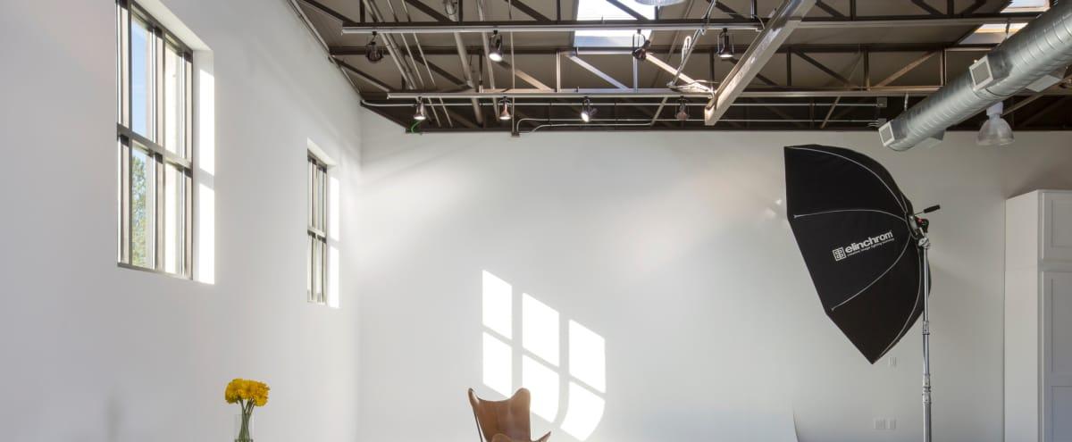 Modern & Industrial Open Lit Photography & Event Studio with Full Kitchen in Atlanta Hero Image in English Avenue, Atlanta, GA