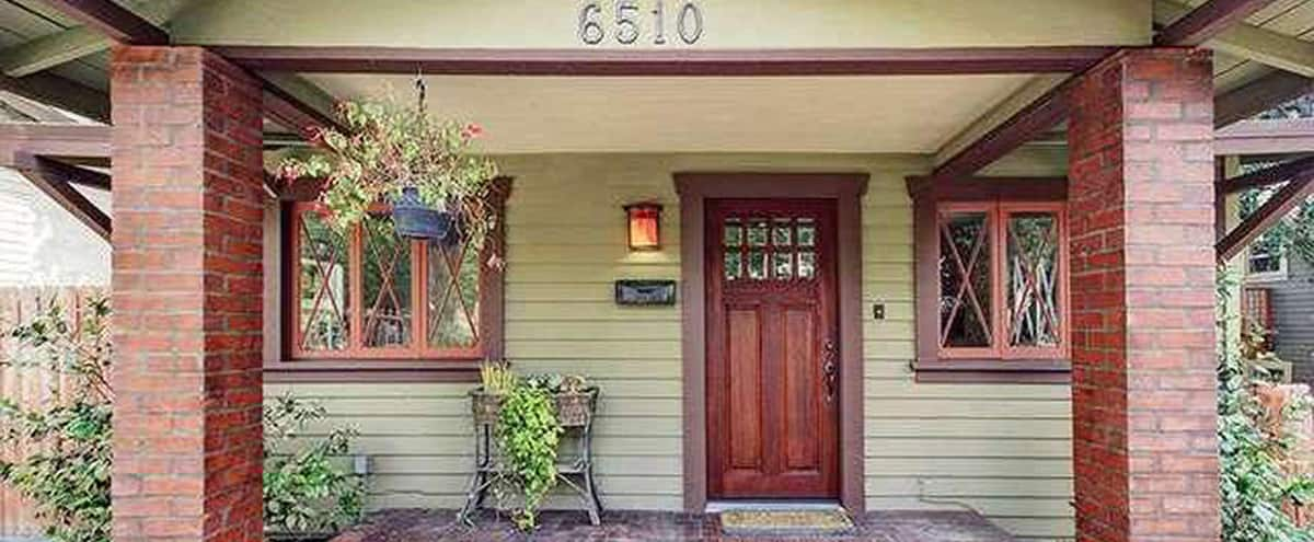Historic Craftsman House with Spacious Yard in Los Angeles Hero Image in Northeast Los Angeles, Los Angeles, CA