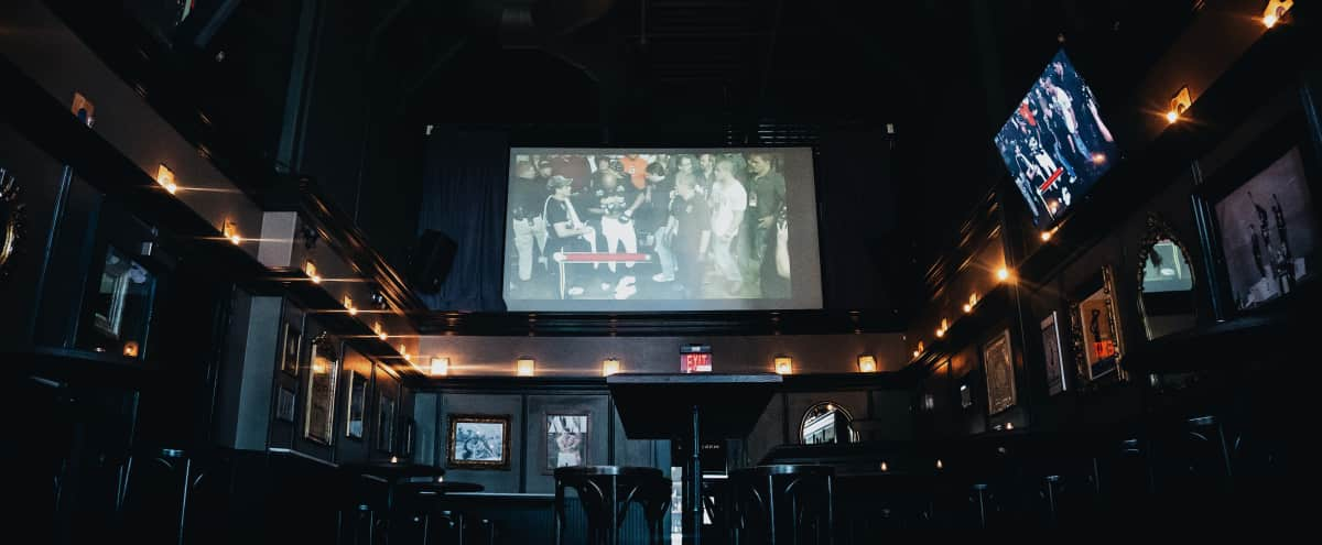 Gorgeous and Dynamic Lounge in Washington DC Hero Image in Cardozo, Washington DC, DC