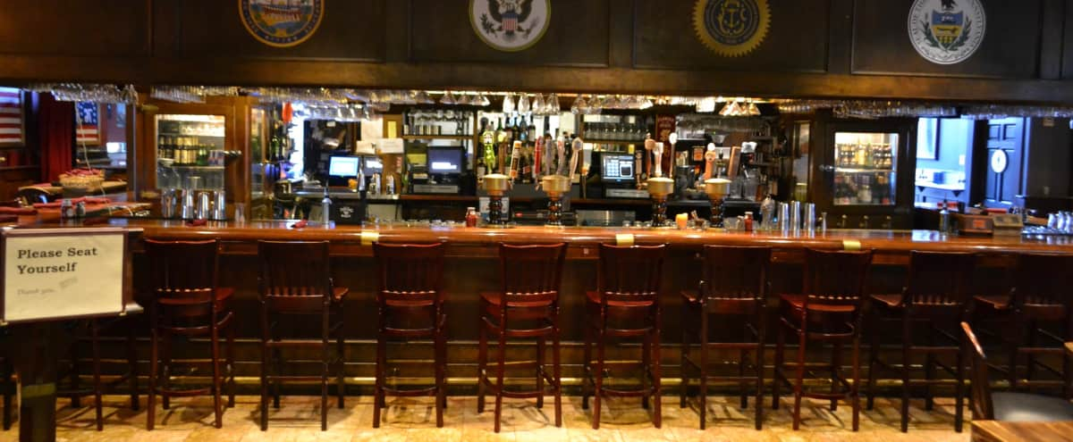 FIDI Gastropub with Historical Charm - Semi-Private in San Francisco Hero Image in Financial District, San Francisco, CA