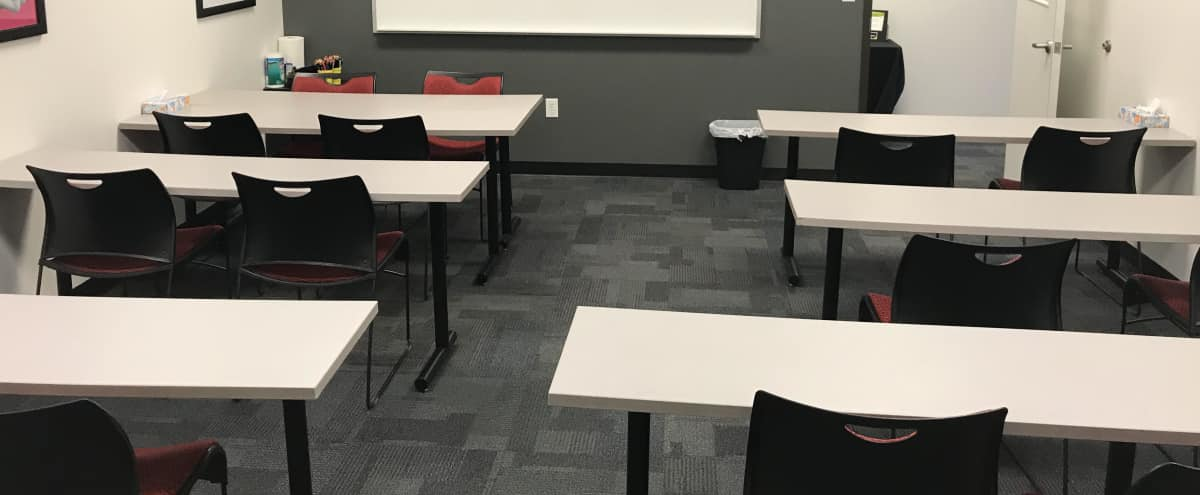 Classroom Meeting Space in Plano | #3 in Plano Hero Image in undefined, Plano, TX