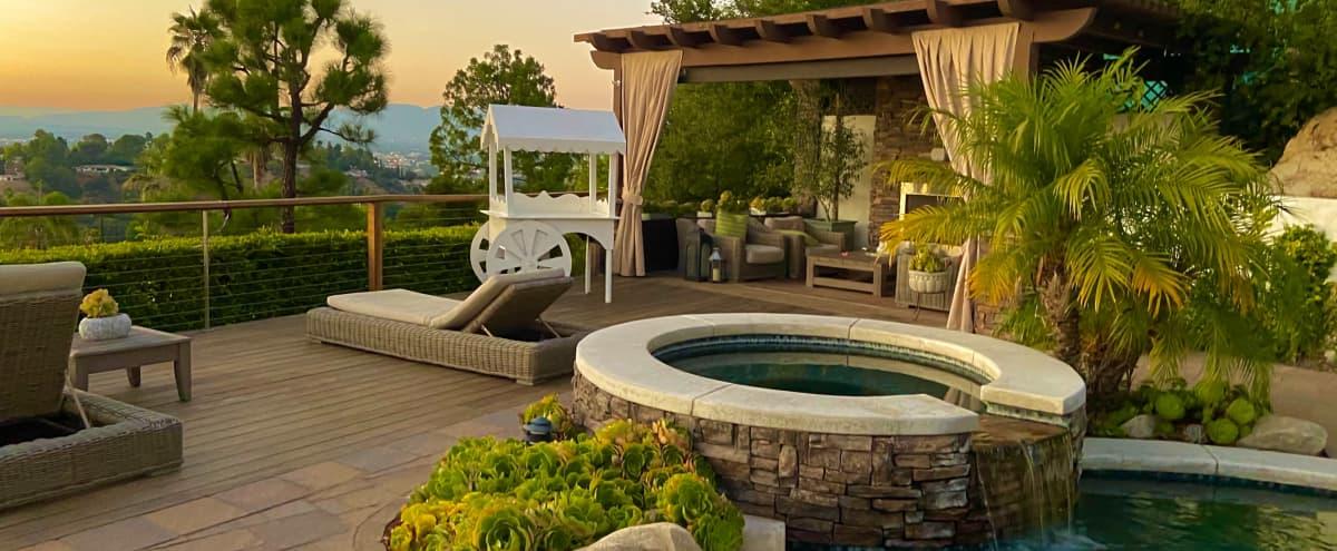 **Newly Remodeled** Naturally Lit, Open Floorplan /Outdoor Oasis with Saltwater Pool & Breathtaking City Views in Sherman Oaks Hero Image in Sherman Oaks, Sherman Oaks, CA