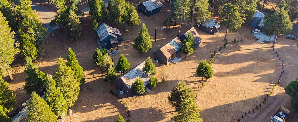 9 Private Modern Cabins on 4 Acres 90 Minutes from LA in Twin Peaks Hero Image in undefined, Twin Peaks, CA