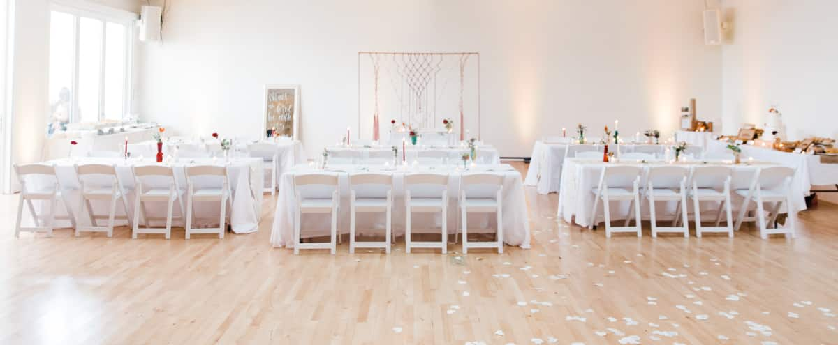 Large Multi-Use Event Space Wedding Venue in Los Angeles Hero Image in Downtown, Los Angeles, CA
