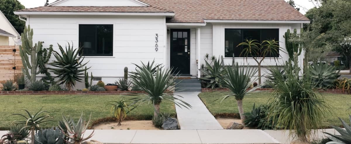 Bright and open California Bungalow with Succulent Gardens in Long Beach Hero Image in Rancho Estates, Long Beach, CA