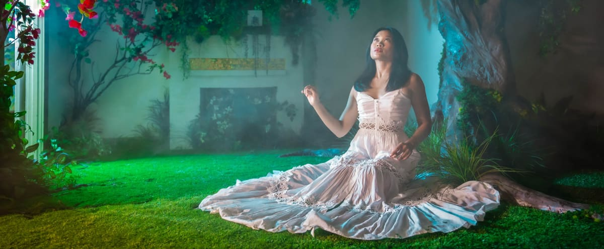 Fantasy Indoor Garden | Green House Studio in Los Angeles Hero Image in Hollywood, Los Angeles, CA