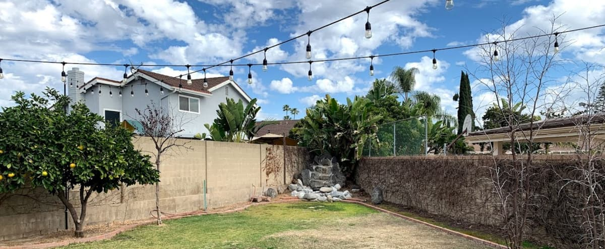 Spacious Home with Large Backyard for Weddings and Events in Placentia Hero Image in undefined, Placentia, CA