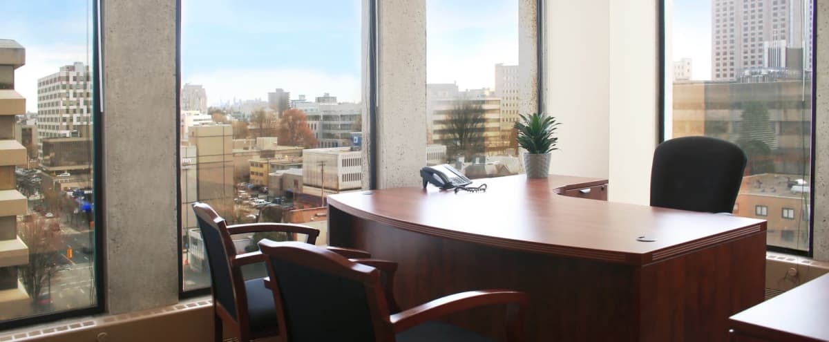 Executive Office Suite w/ View in Vancouver Hero Image in Fairview, Vancouver, BC