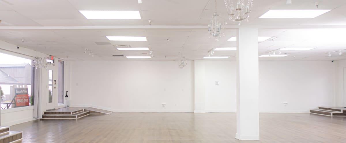 New Contemporary Art Gallery/Event Space Now Open in Sandy Springs in Atlanta Hero Image in undefined, Atlanta, GA