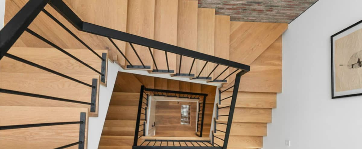 THE HIVE // Brand New Modern 3-Story Townhouse in heart of Greenpoint in Brooklyn Hero Image in Greenpoint, Brooklyn, NY
