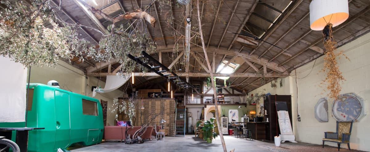 Creative Warehouse Loft in Los Angeles Hero Image in East Los Angeles, Los Angeles, CA