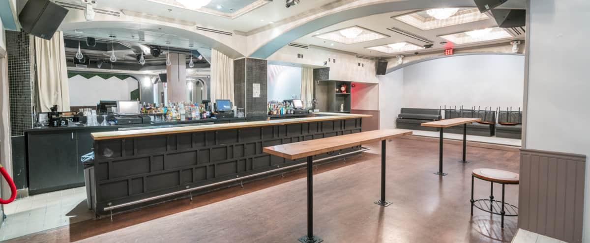 Elegant Bar Room can fit up to 100 in Washington DC Hero Image in Dupont Circle, Washington DC, DC