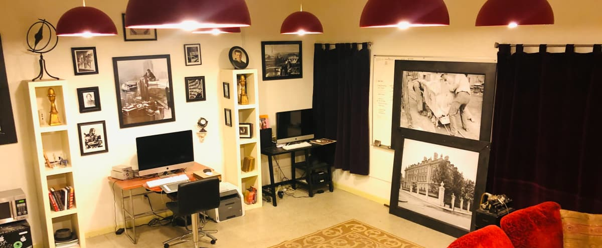 The Hidden Studio in Santa Cruz Hero Image in undefined, Santa Cruz, CA