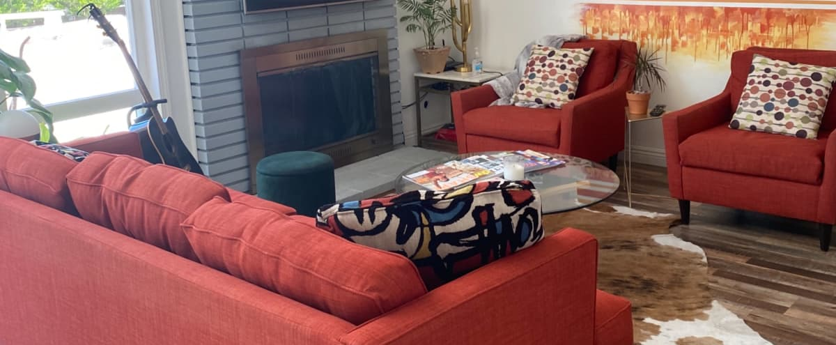 Funky Mid-Century Modern Home! in WEST HILLS Hero Image in Canoga Park, WEST HILLS, CA