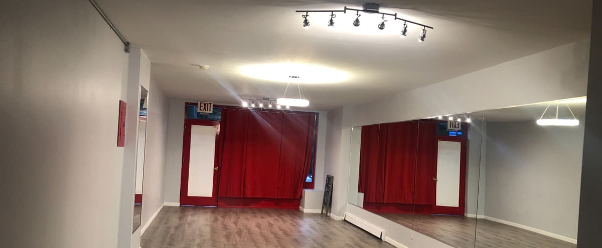 Urban Dance Studio with Spacious Outdoor Area In Bed Stuy in Brooklyn Hero Image in Bedford-Stuyvesant, Brooklyn, NY