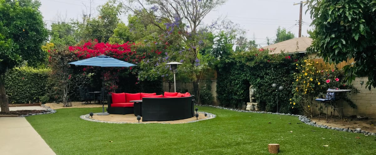1951 ranch style home with large landscaped yard in Van Nuys Hero Image in Lake Balboa, Van Nuys, CA