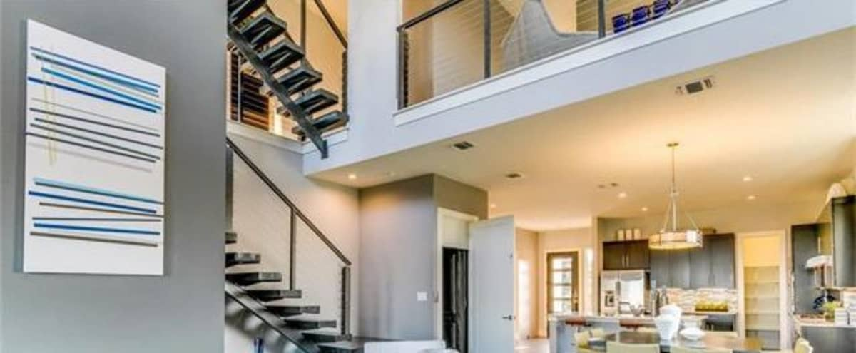 Meeting Retreat in Exquisite Multi-Level House with Theater Room - Hill Country Views! in Austin Hero Image in undefined, Austin, TX