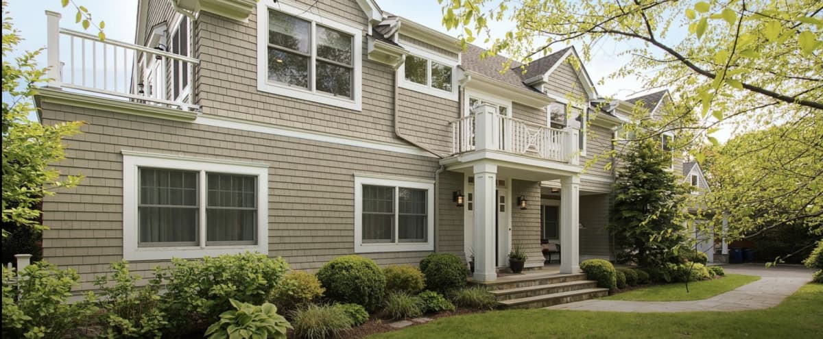 Lovely Colonial Home with Outdoor Pool/Spa in Greenwich, CT in Riverside Hero Image in Riverside, Riverside, CT