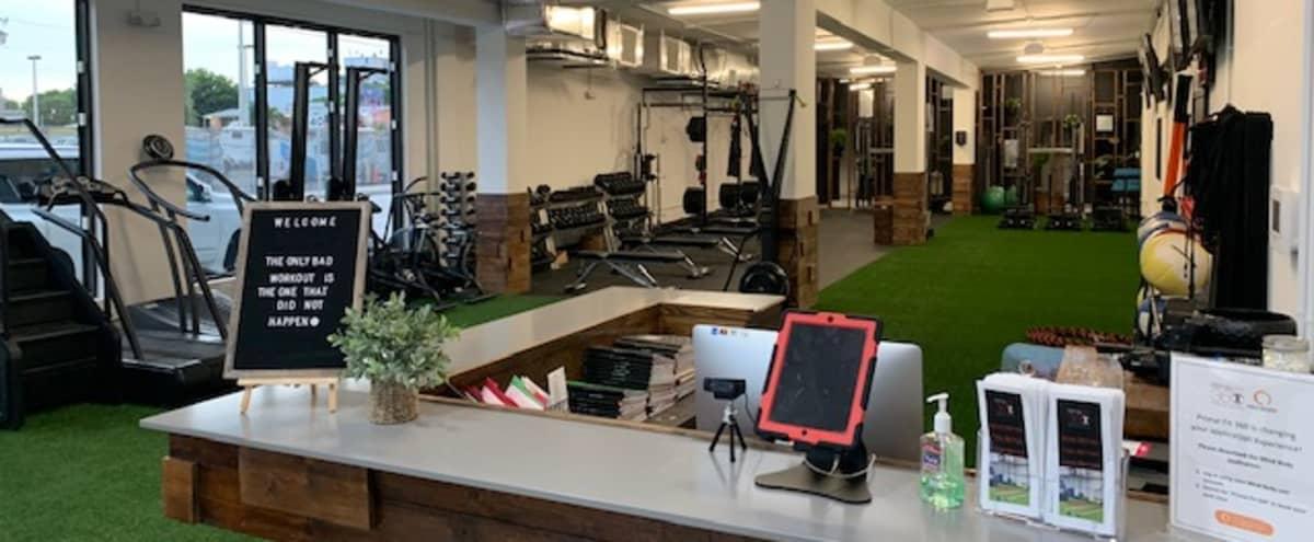 Amazing Modern Gym Space in Miami Hero Image in Little River, Miami, FL