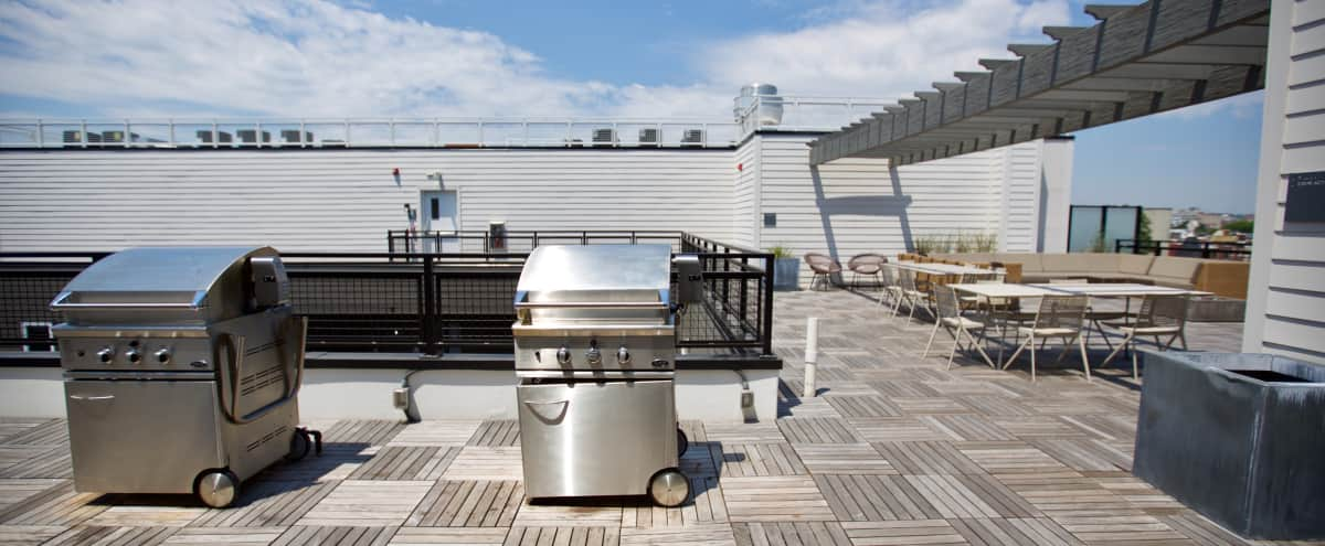 Modern/Historic Penthouse & Loft - with expansive rooftop terrace. in Washington Hero Image in Downtown, Washington, DC