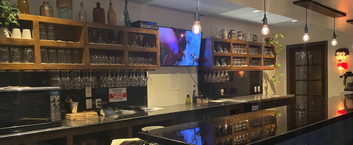 Private Intimate Event Space with Bar for Events in Old Town in San Diego Hero Image in Old Town, San Diego, CA