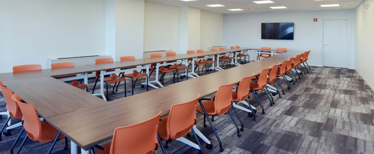 Assembly Room || Bright & Beautiful Meeting Space in Dupont Circle in Washington Hero Image in Northwest Washington, Washington, DC