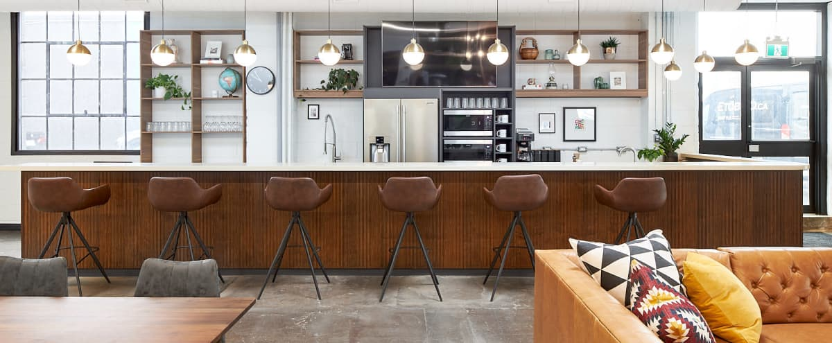 Loft Style Chic Industrial Space in Toronto Hero Image in Islington - City Centre West, Toronto, ON