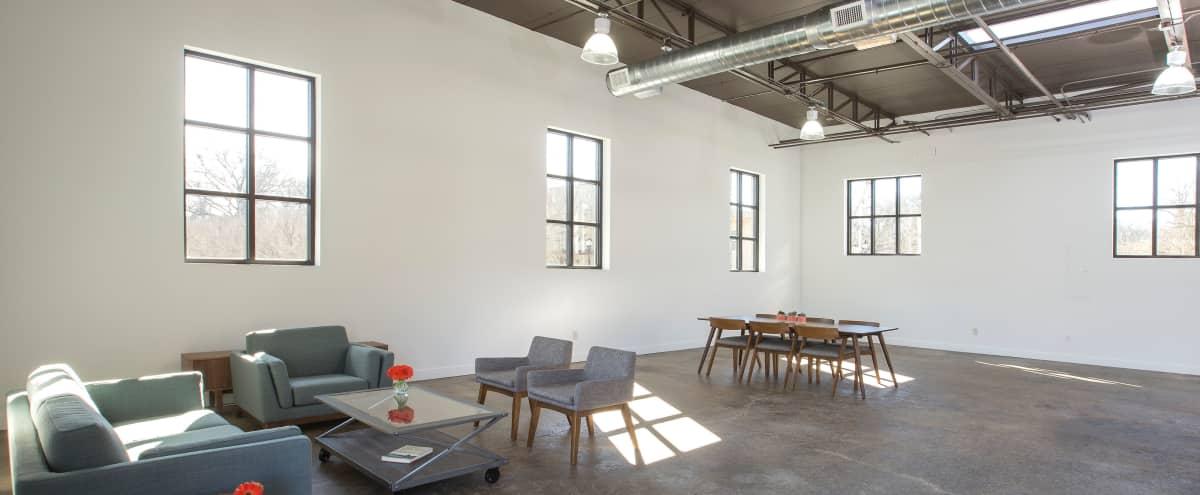 Modern & Industrial Open Event Studio in Atlanta Hero Image in English Avenue, Atlanta, GA