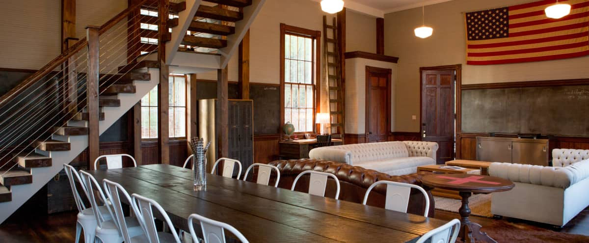 Stunning Architectural Renovation with Ample Space to Collaborate in Barryville Hero Image in undefined, Barryville, NY