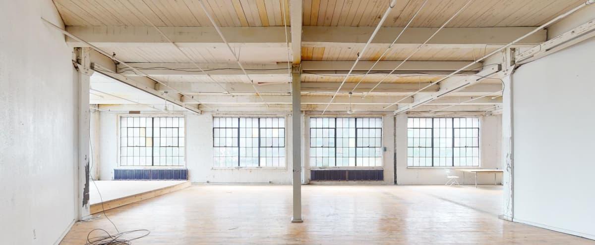 2900 sq ft Blank Canvas in a Vintage Industrial Loft in Detroit Hero Image in Corktown, Detroit, MI