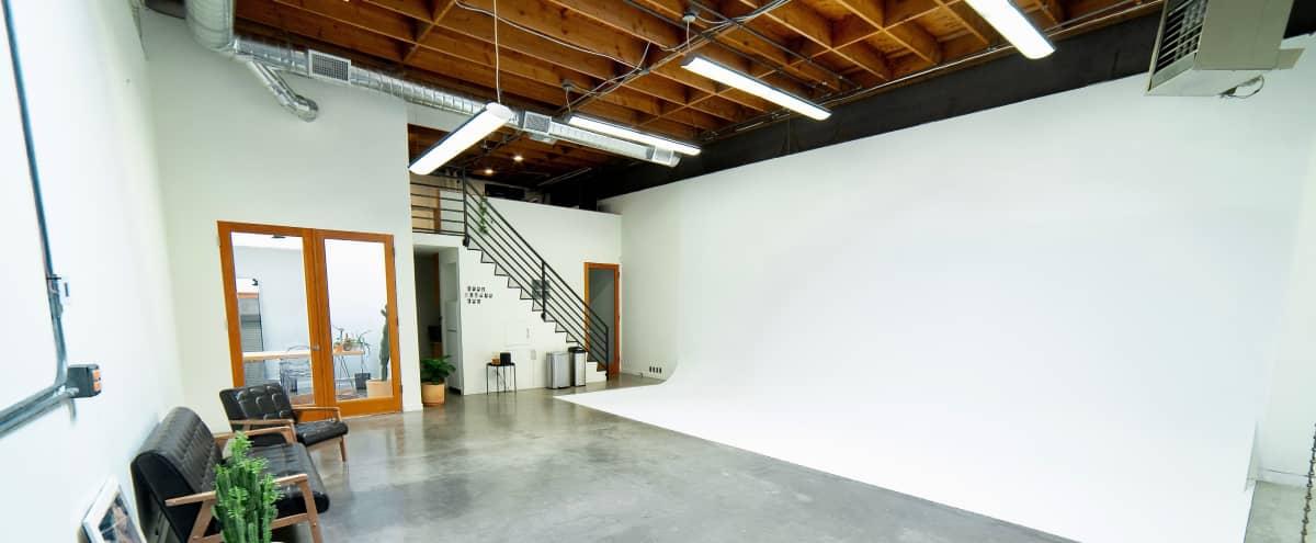 Santa Monica Studio with Cyc Wall in Santa Monica Hero Image in Mid-City, Santa Monica, CA