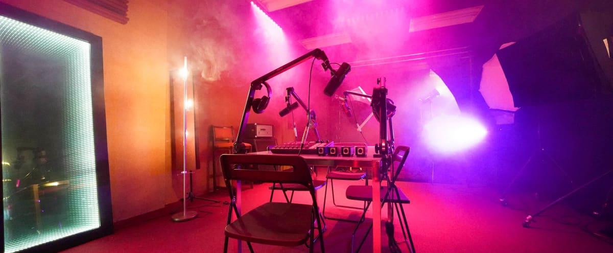 Intimate - Multi - Creative - Soundproof - Studio - Hub in Glendale Hero Image in Tropico, Glendale, CA