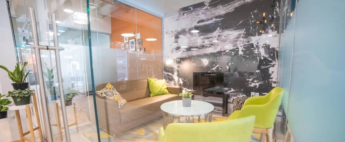 Colorful Lounge Style Meeting Room in Etobicoke Hero Image in Alderwood, Etobicoke, ON