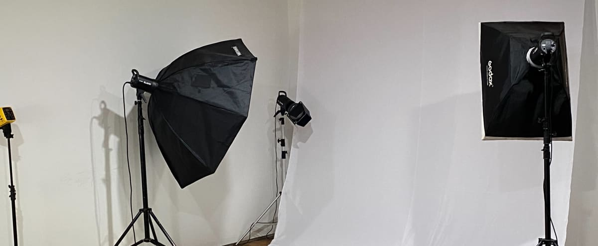 Recording and Photography Studio in Charlotte Hero Image in Charlotte center city, Charlotte, NC