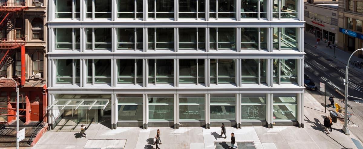 SOHO Office and Desk Rentals in New York Hero Image in SoHo, New York, NY