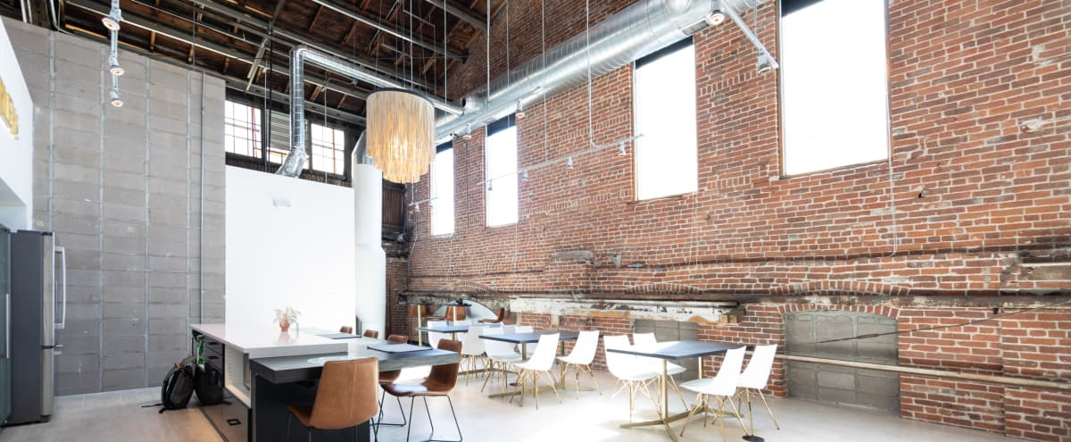RiNo Event Space with High End Furnishings in Denver Hero Image in Five Points, Denver, CO