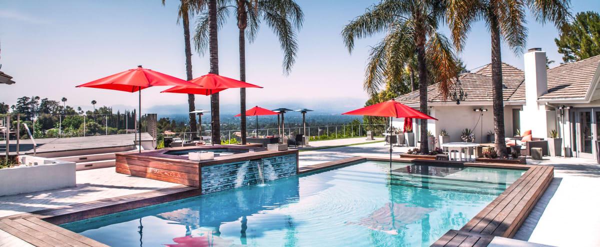 Incredible Views, Gazebo, Pool and Full Bar! in Encino Hero Image in Encino, Encino, CA