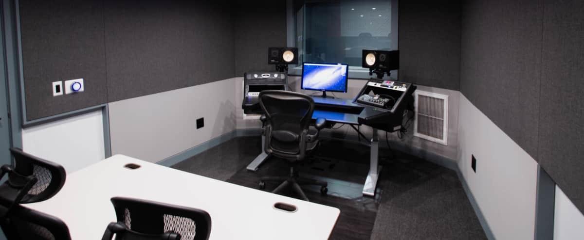 Affordable an professional Recording Studio/Media Space in Pasadena Hero Image in undefined, Pasadena, CA
