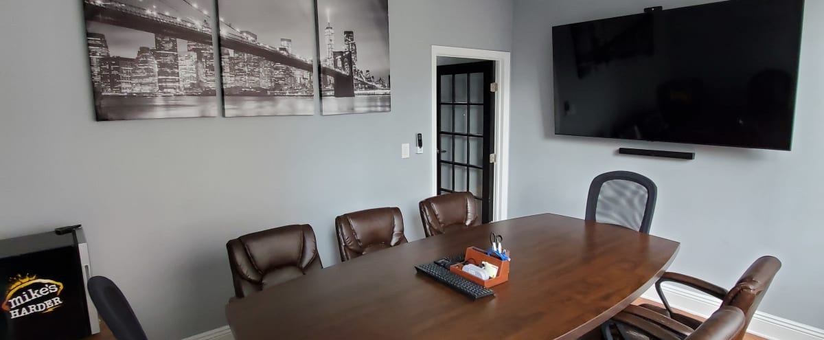 Midtown Conference Room with Flatiron View in Flatiron District Hero Image in Midtown Manhattan, Flatiron District, NY