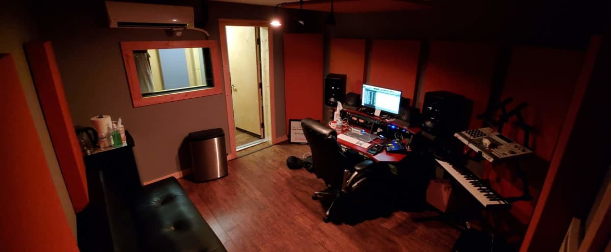 Intimate LA Recording Studio in Los Angeles Hero Image in Northeast Los Angeles, Los Angeles, CA